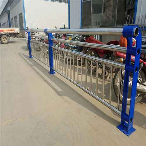 不锈钢防撞栏杆