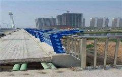 久信桥梁护栏安装